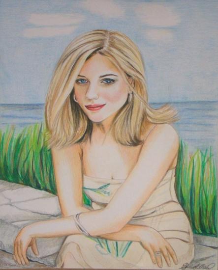 Reese Witherspoon por Schnellart